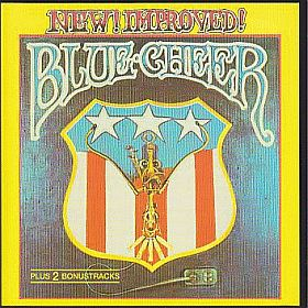 BLUE CHEER / NEW ! IMPROVED ! の商品詳細へ