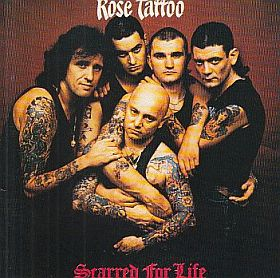 ROSE TATTOO / SCARRED FOR LIFE の商品詳細へ