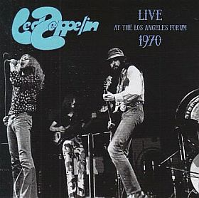 LED ZEPPELIN / LIVE AT THE LOS ANGELES FORUM 1970 の商品詳細へ