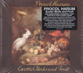 PROCOL HARUM / EXOTIC BIRDS AND FRUIT の商品詳細へ