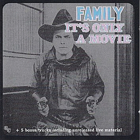 FAMILY / IT'S ONLY A MOVIE の商品詳細へ