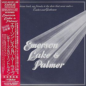 EL&P(EMERSON LAKE & PALMER) / LADIES AND GENTLEMEN の商品詳細へ
