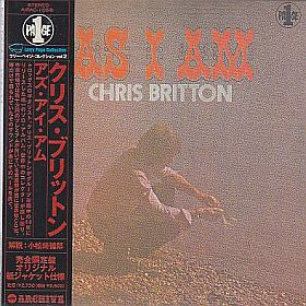 CHRIS BRITTON / AS I AM の商品詳細へ