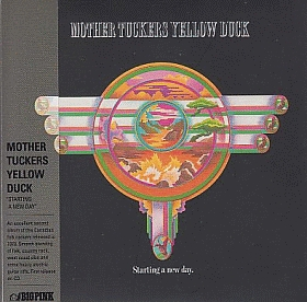 MOTHER TUCKERS YELLOW DUCK / STARTING A NEW DAY の商品詳細へ