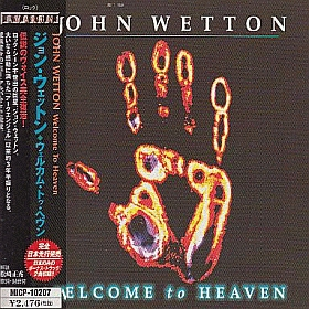 JOHN WETTON / WELCOME TO HEAVEN の商品詳細へ