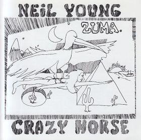 NEIL YOUNG WITH CRAZY HORSE / ZUMA の商品詳細へ