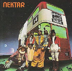 NEKTAR / DOWN TO EARTH の商品詳細へ