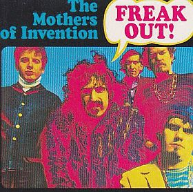 FRANK ZAPPA & THE MOTHERS OF INVENTION / FREAK OUT ! の商品詳細へ