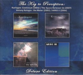 KARFAGEN / KEY TO PERCEPTION: DELUXE EDITION の商品詳細へ