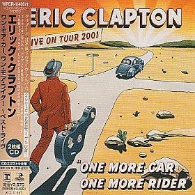 ERIC CLAPTON / ONE MORE CAR ONE MORE RIDER の商品詳細へ
