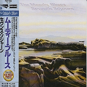 MOODY BLUES / SEVENTH SOJOURN の商品詳細へ