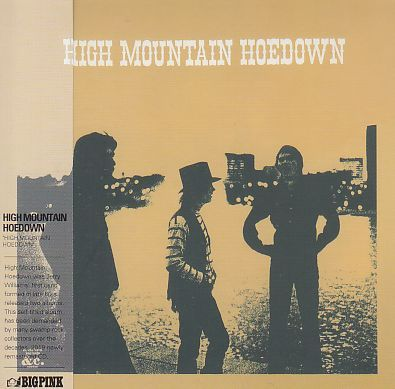HIGH MOUNTAIN HOEDOWN (HIGH MOUNTAIN) / HIGH MOUNTAIN HOEDOWN の商品詳細へ