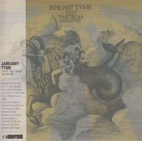 JANUARY TYME / FIRST TYME FROM MEMPHIS の商品詳細へ