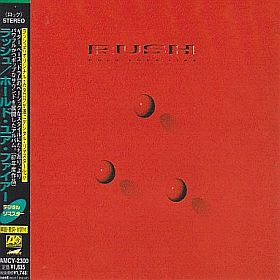 RUSH / HOLD YOUR FIRE の商品詳細へ