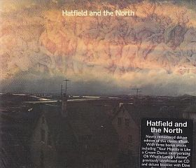 HATFIELD & THE NORTH / HATFIELD AND THE NORTH の商品詳細へ