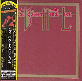 BECK BOGERT & APPICE / LIVE の商品詳細へ
