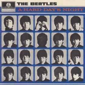 BEATLES / A HARD DAY'S NIGHT の商品詳細へ
