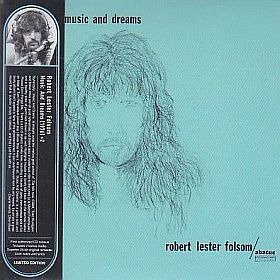 ROBERT LESTER FOLSOM / MUSIC AND DREAMS の商品詳細へ