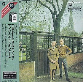 FAIRPORT CONVENTION / UNHALFBRICKING の商品詳細へ
