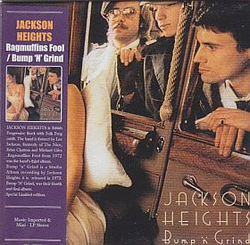 JACKSON HEIGHTS / RAGAMUFFINS FOOL and BUMP 'N' GRIND の商品詳細へ