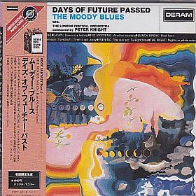 MOODY BLUES / DAYS OF FUTURE PASSED の商品詳細へ