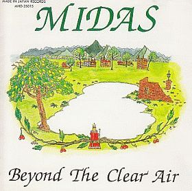 MIDAS / BEYOND THE CLEAR AIR の商品詳細へ