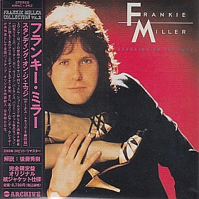 FRANKIE MILLER / STANDING ON THE EDGE の商品詳細へ