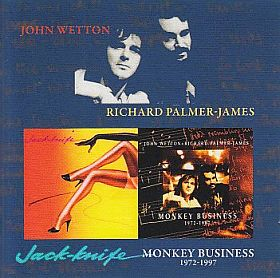 JOHN WETTON / JACK-KNIFE AND MONKEY BUSINESS の商品詳細へ