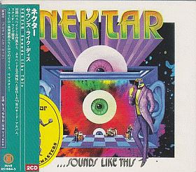 NEKTAR / SOUNDS LIKE THIS の商品詳細へ