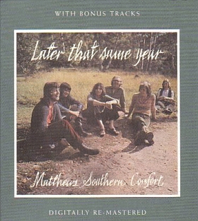 MATTHEW'S SOUTHERN COMFORT / LATER THAT SAME YEAR の商品詳細へ
