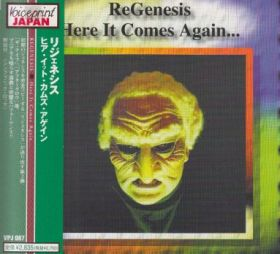 REGENESIS / HERE IT COMES AGAIN... の商品詳細へ