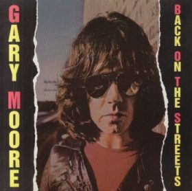 GARY MOORE / BACK ON THE STREETS の商品詳細へ