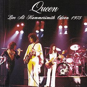 QUEEN / LIVE AT HAMMERSMITH ODEON 1975 の商品詳細へ