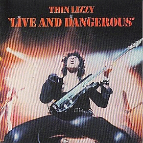 THIN LIZZY / ROCK MILESTONES: THIN LIZZY'S LIVE AND DANGEROUS の商品詳細へ