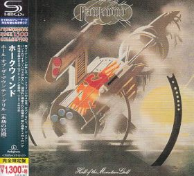 HAWKWIND / HALL OF THE MOUNTAIN GRILL の商品詳細へ