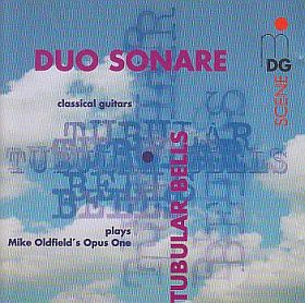 DUO SONARE / DUO SONARE PLAYS MIKE OLDFIELD の商品詳細へ