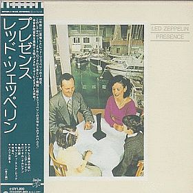 LED ZEPPELIN / PRESENCE の商品詳細へ