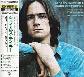 JAMES TAYLOR / SWEET BABY JAMES の商品詳細へ