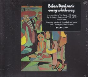BRIAN DAVISON'S EVERY WHICH WAY / EVERY WHICH WAY の商品詳細へ