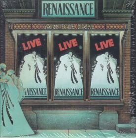 RENAISSANCE / LIVE AT THE CARNEGIE HALL の商品詳細へ