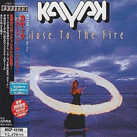 KAYAK / CLOSE TO THE FIRE の商品詳細へ