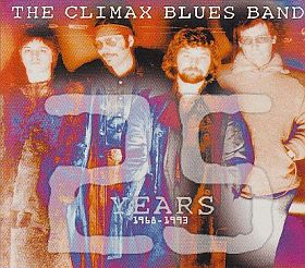 CLIMAX BLUES BAND / 25YEARS: 1968-1993 の商品詳細へ
