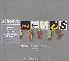 GENESIS / TURN IT ON AGAIN THE HITS : TOUR EDITION AND THE VIDEO SHOW の商品詳細へ