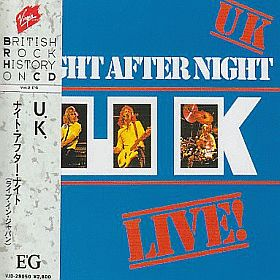 U.K. / NIGHT AFTER NIGHT の商品詳細へ
