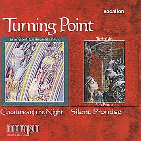 TURNING POINT / CREATURES OF THE NIGHT and SILENT PROMISE の商品詳細へ