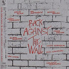 V.A. / BACK AGAINST THE WALL の商品詳細へ