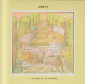 GENESIS / SELLING ENGLAND BY THE POUND の商品詳細へ