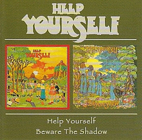 HELP YOURSELF / HELP YOURSELF and BEWARE THE SHADOW の商品詳細へ