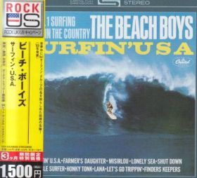 BEACH BOYS / SURFIN' USA の商品詳細へ