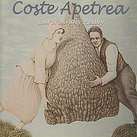 COSTE APETREA / SURPRISINGLY HEAVY の商品詳細へ